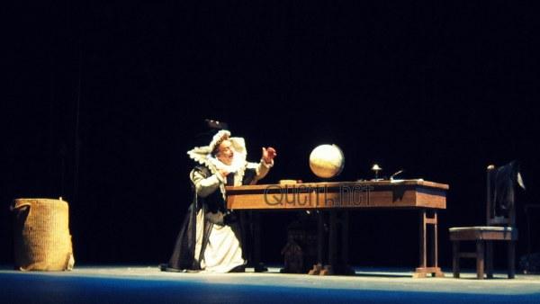 Semana Cultural Querétaro: Hoy Shakespeare o Shakespeare hoy.