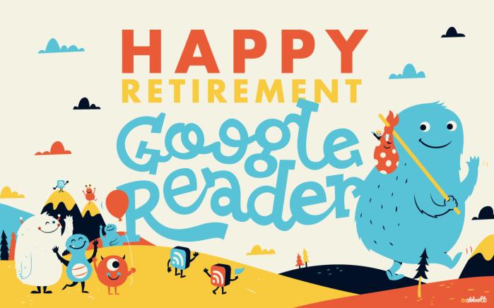 Happy Retirement Google Reader!