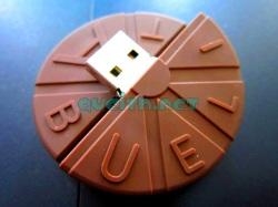 Creo que soy la segunda persona en todo México y el mundo en tener una USB de Chocolate Abuelita. YAY! ^_^