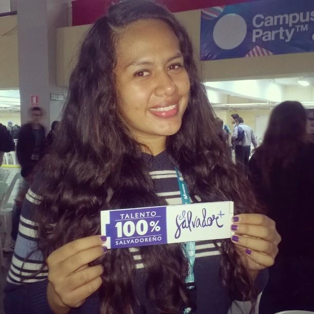 salvadorena-campus-party-salvador-queith-katherine-montero