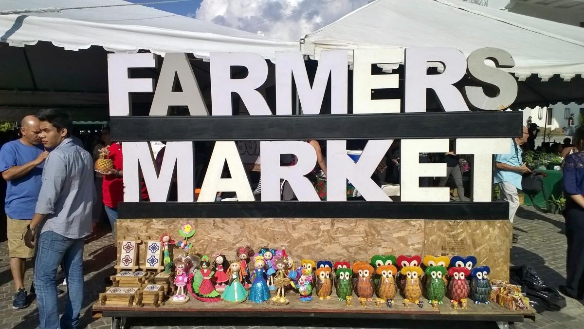 Farmers Market, Paseo Cayalá, Guatemala City, Guatemala