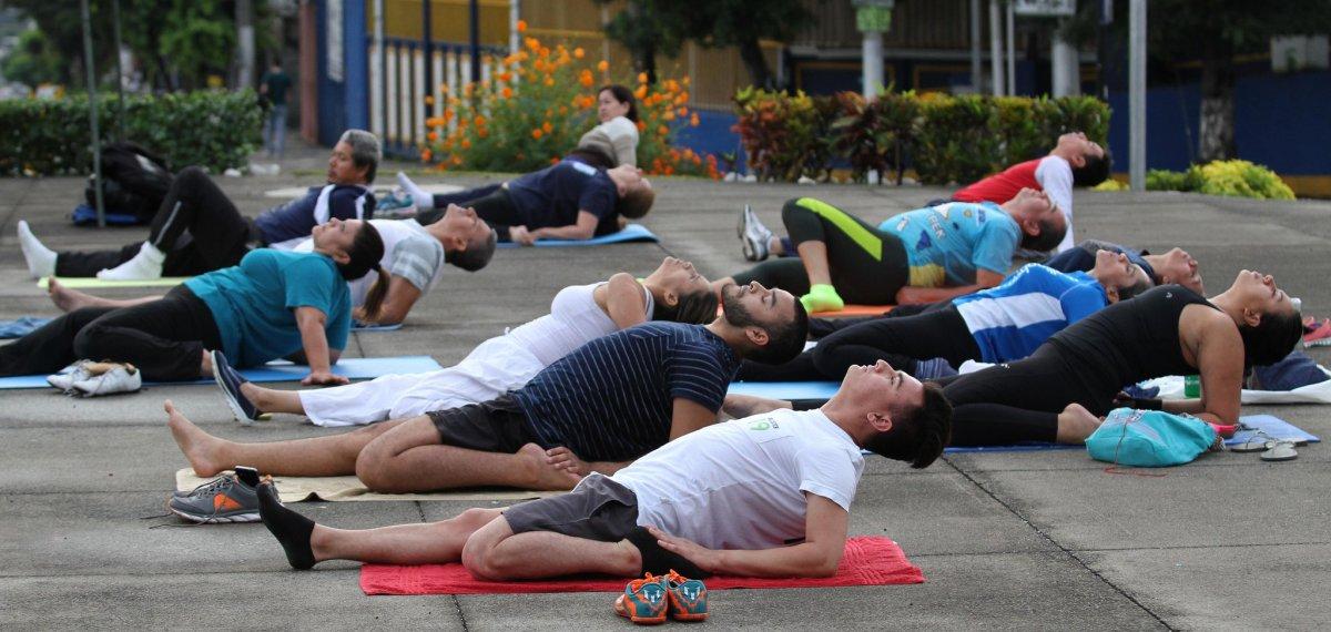 Mi historia con el yoga.